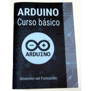 Manual curso Arduino Básico Sindormir portada