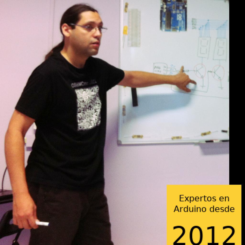 Jorge Gómez - primer curso en Miscela