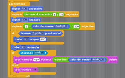 Curso CERO de Programación con Arduino